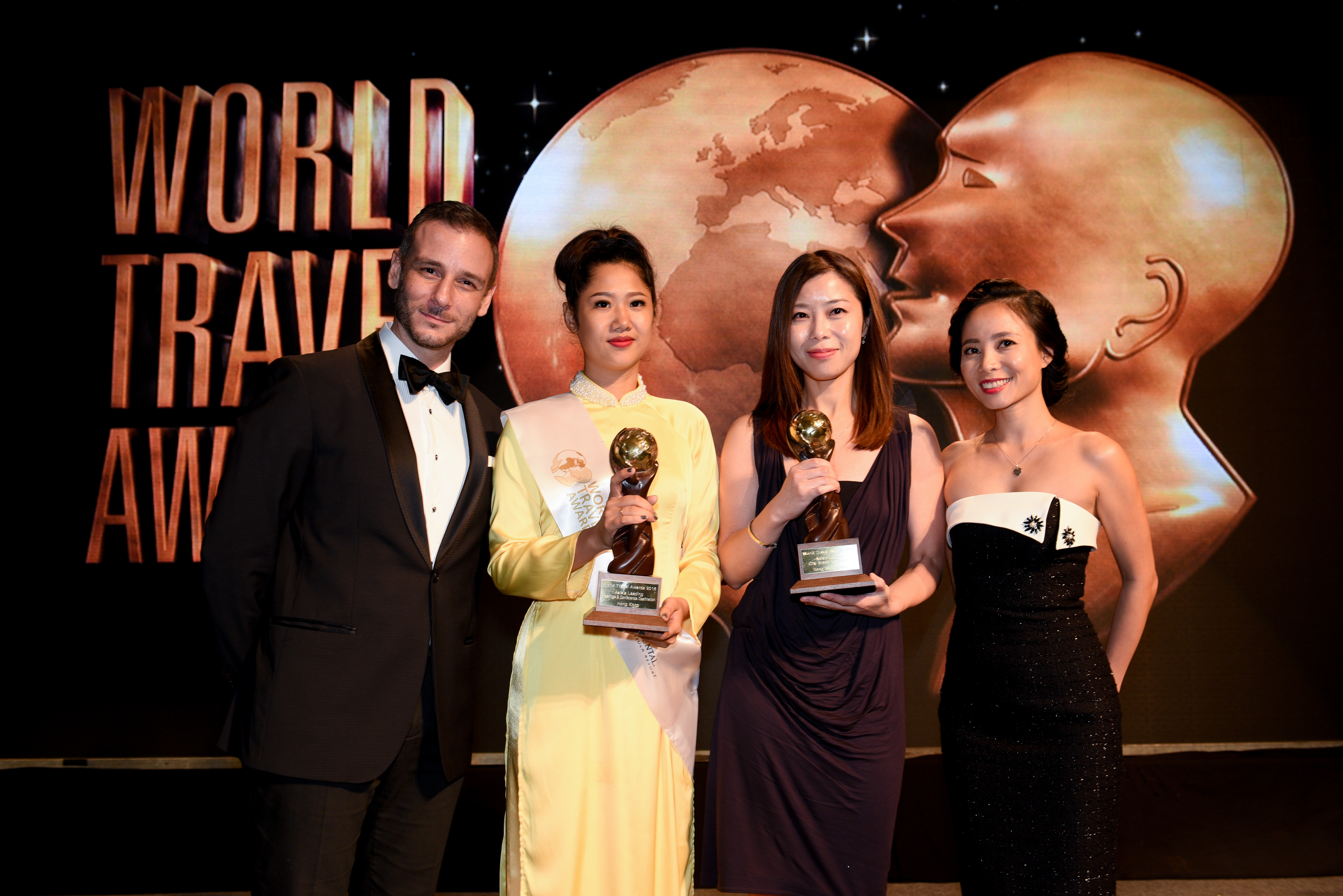 Hong Kong Leads Winners at 23rd World Travel Awards 2016 with Two Prestigious Awards