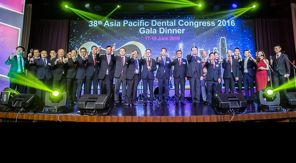 38th Asia Pacific Dental Congress 2016
