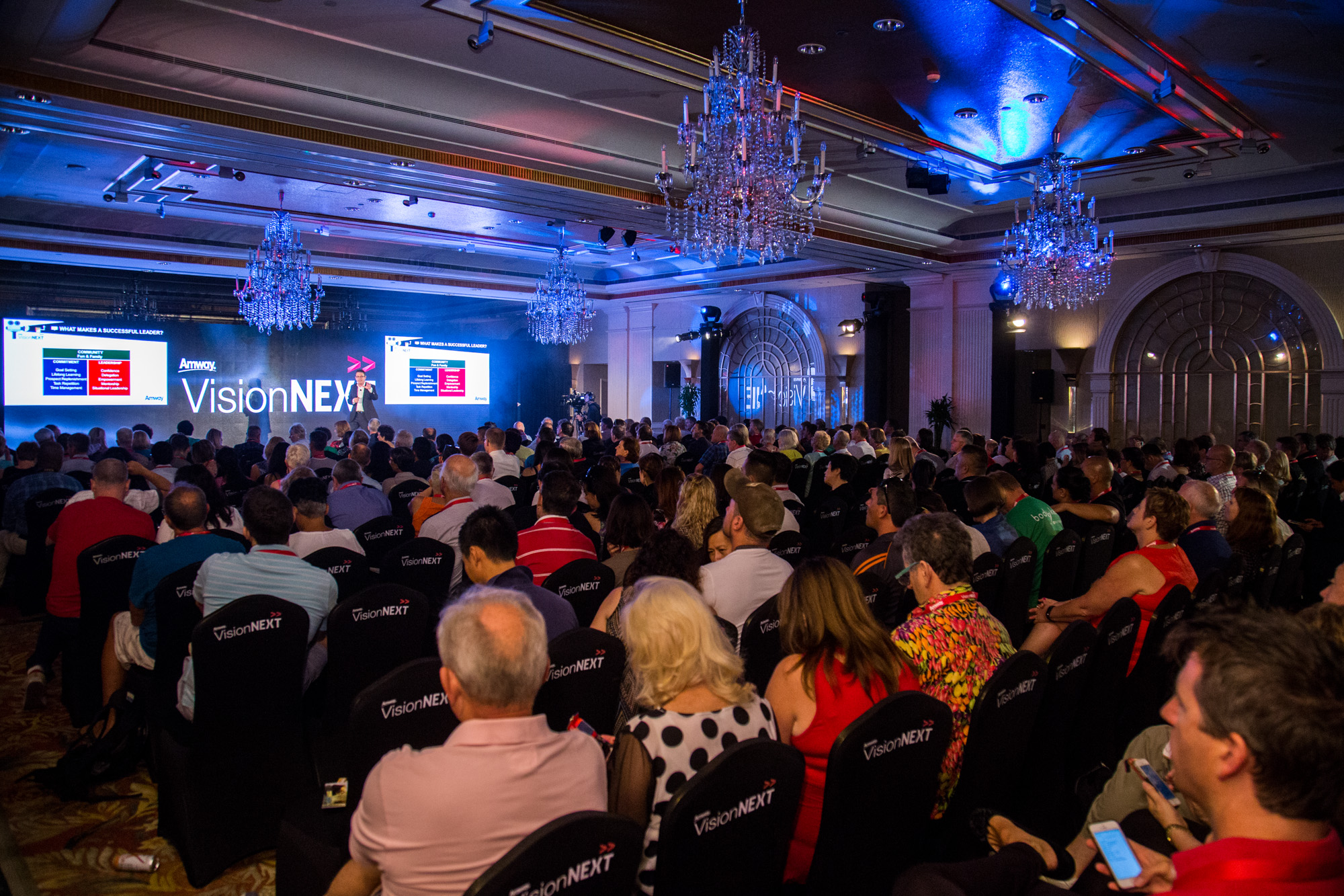 Amway ANZ Achievers 2015