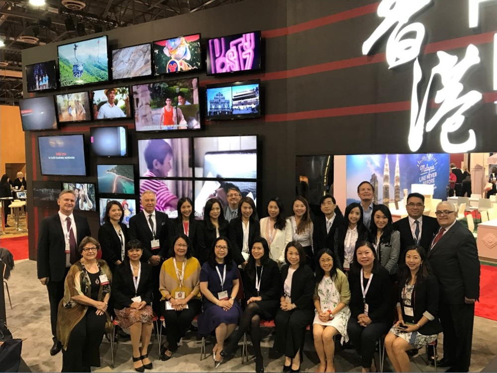 Hong Kong sets new records at IMEX America in Las Vegas