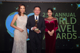 Hong Kong Garnered the 'Asia's Leading Meetings & Conference Destination 2018' Award for the 3rd time
