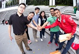 Create your own 'Amazing Race' team event here in Hong Kong